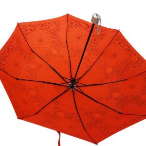 Indigenous designs fashion print umbrellas