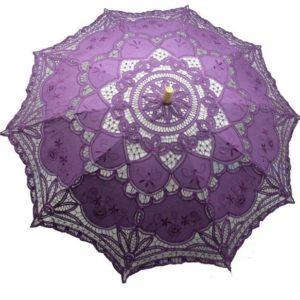 Lace Wedding Parasol Bridal Umbrellas
