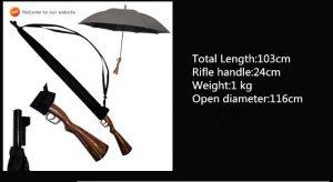 Creative Gun Umbrella