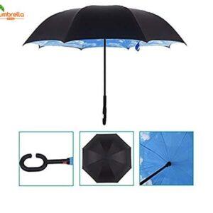 Double Layer Inverted Umbrella