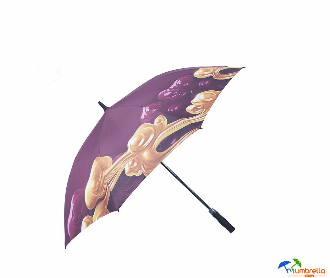Promotional Logo Printed Golf Umbrellas