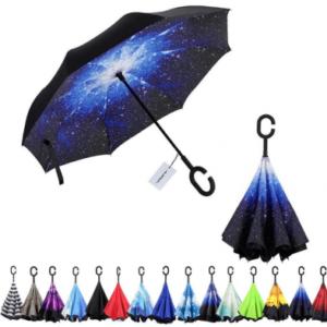 Upside-down-umbrella