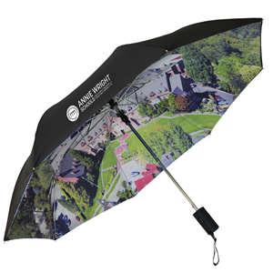 unique advertising umbrella