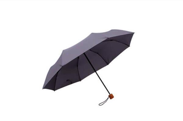 best wooden handle folding umbrella